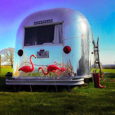 Airstream Retro Caravan Holidays